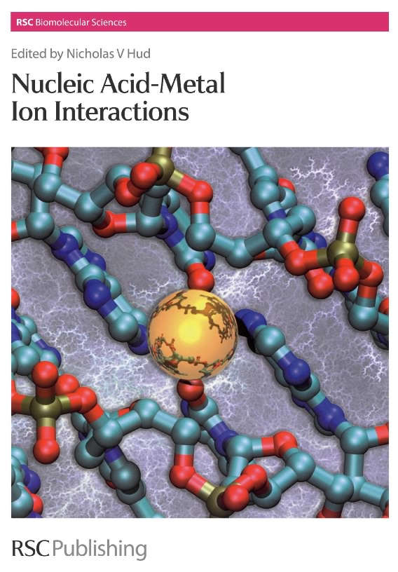 Sequence-Specific DNA-Metal Ion Interactions (RSC Book Chapter 2009)